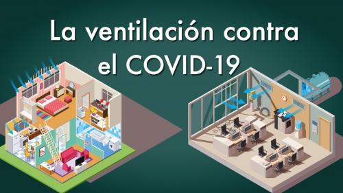 El Consejo General de Enfermería alerta del enorme riesgo de contagio en estancias mal ventiladas