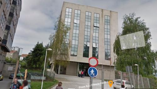 Juzgado Contencioso-Administrativo nº 2 de Vigo. Imagen: Google Maps