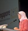 La presidenta de Singapur inaugura el Congreso del Consejo Internacional de Enfermeras