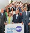El Consejo General de Enfermería y el Ministerio de Sanidad constituyen Nursing Now España