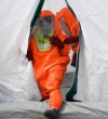 Un centenar de enfermeros se pone a prueba ante un accidente múltiple con riesgo biológico