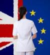 """La enfermería española pide """"calma"""" tras el sí al brexit a los profesionales que trabajen allí"""