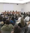 Los estudiantes de enfermería analizan su futuro en su congreso nacional