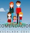 COVID-19 y niños: pautas para las familias en la desescalada y cómo actuar si los menores requieren atención sanitaria