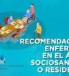 """Las enfermeras dan pautas para proteger a los mayores en residencias y centros sociosanitarios ante la """"nueva normalidad"""""""
