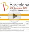 El CGE anima los enfermeros a demostrar su excelencia científica y académica en el Congreso de Barcelona 2017