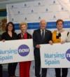 Las matronas se adhieren a Nursing Now España en un encuentro en el que trasladan al Consejo General de Enfermería sus preocupaciones